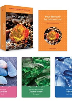 Livres Couvertures de Pour découvrir les trésors en soi, un jour à la fois (Boîtier)