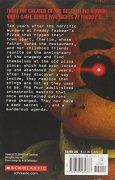 Livres Couvertures de Five Nights at Freddy's: The Silver Eyes