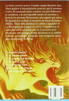 Abdeckungen Harry Potter 7 y las reliquias de la muerte (Letras de Bolsillo, Band 106)