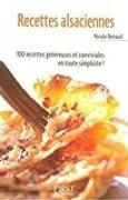 Recettes alsaciennes (Le petit livre)