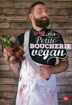 Livres Couvertures de Ma petite boucherie vegan