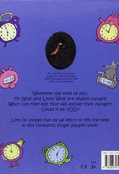Livres Couvertures de What's the Time, Mr. Wolf?