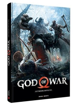 Livres Couvertures de God of War : Artbook officiel