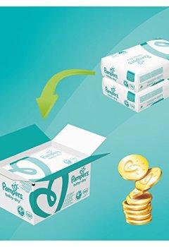 Livres Couvertures de Pampers - Baby Dry - Couches Taille4+ (9-18kg/Maxi+) - Pack Economique1 mois de consommation (x152couches)