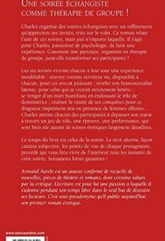 Livres Couvertures de Les Soirées de Charles