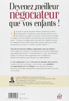 Livres Couvertures de Devenez meilleur négociateur que vos enfants ! : Comment améliorer ses relations avec sa progéniture