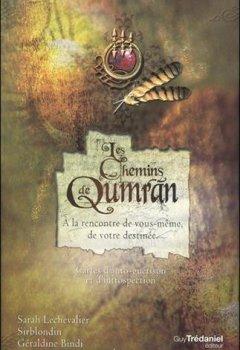 Livres Couvertures de Les chemins de Qumran : À la rencontre de vous-même, de votre destinée. 111 cartes & un livret de 192 pages