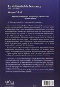 Livres Couvertures de Le Référentiel de Naissance - Tarot, l'île au trésor