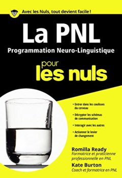 Livres Couvertures de PNL - La Programmation Neuro Linguistique Poche Pour les nuls