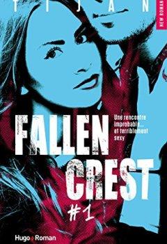Livres Couvertures de Fallen Crest - tome 1