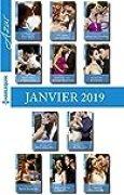 11 romans Azur + 1 gratuit (nº4037 à 4047 - Janvier 2019)
