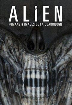 Livres Couvertures de Alien : Romans & images de la quadrilogie