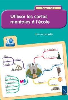 Livres Couvertures de Utiliser les cartes mentales à l'école (+ CD-Rom)