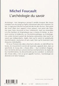 L'archéologie du savoir de Indie Author