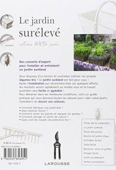 Livres Couvertures de Le jardin surélevé