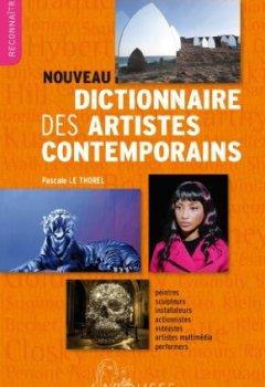 Livres Couvertures de Nouveau dictionnaire des artistes contemporains
