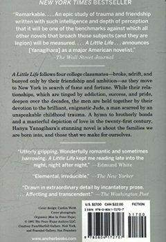Livres Couvertures de A Little Life