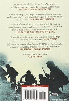 Buchdeckel von The Second World War