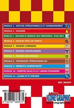 Livres Couvertures de Mémento opérationnel à l'usage des sapeurs-pompiers