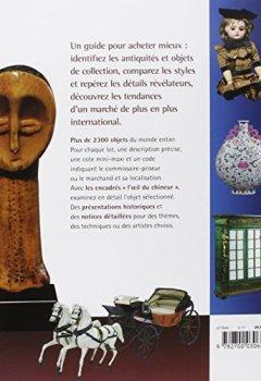 Livres Couvertures de Guide des prix / Antiquités et objets de collection