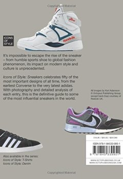 Livres Couvertures de Icons of Style: Sneakers