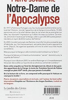 Notre-Dame de l'Apocalypse ou le troisième secret de Fatima de Indie Author