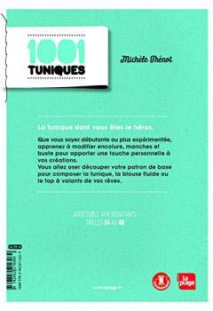 Livres Couvertures de 1001 tuniques