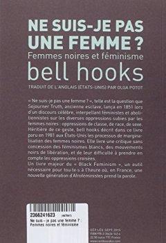Livres Couvertures de Ne suis-je pas une femme ? : Femmes noires et féminisme