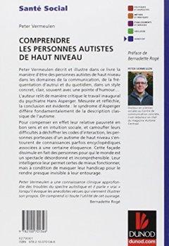 Livres Couvertures de Comprendre les personnes autistes de haut niveau: Le syndrome d'Asperger à l'épreuve de la clinique