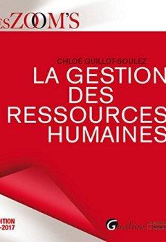 Livres Couvertures de Gestion des Ressources Humaines 2016-2017