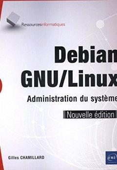 Livres Couvertures de Debian GNU/Linux - Administration du système (Nouvelle édition)