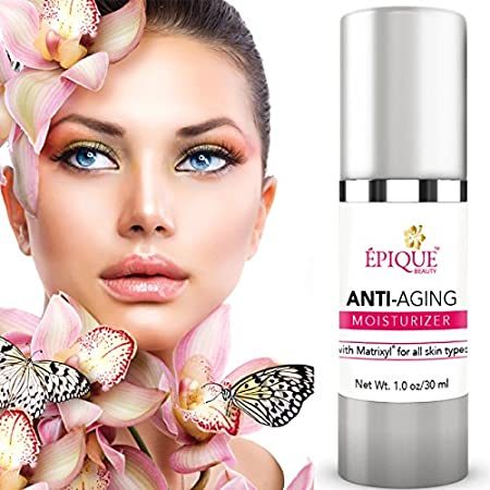COMBAT WRINKLES AND FINE LINES WITH THIS ANTI AGING CREAM WITH MATRIXYL. Extremely Effective Anti Aging and Wrinkle Cream In The Market! -This Anti Aging Cream is necessary to improve the skin elasticity by building up collagen on the skin. - Say N...