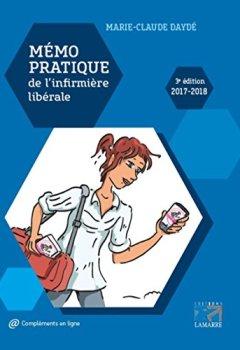Livres Couvertures de Mémo pratique de l'infirmière libérale - 3e édition