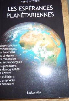 Livres Couvertures de Les espérances planétariennes