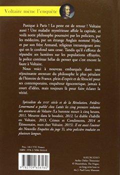 Livres Couvertures de Docteur Voltaire et Mister Hyde