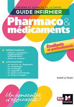 Livres Couvertures de Guide infirmier pharmaco et médicaments