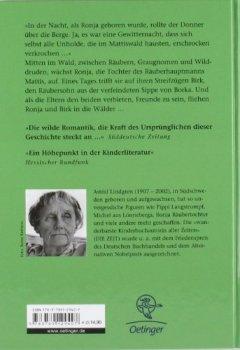 Abdeckungen Ronja Räubertochter