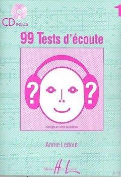 Livres Couvertures de 99 Tests d'Ecoute Volume 1