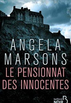Livres Couvertures de Le Pensionnat des innocentes