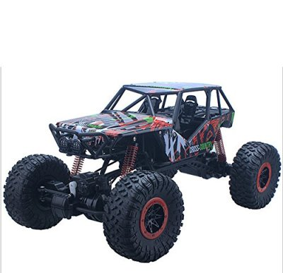 VISTON-24GHz-RC-Car-Rock-Crawlers-4WD-off-Road-Driving-Car-110-Scale-RC-Monster-Truck-Red