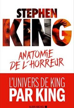 Livres Couvertures de Anatomie de l'horreur