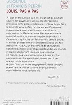 Livres Couvertures de Louis, pas à pas