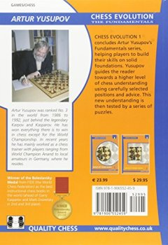 Livres Couvertures de Chess Evolution 1: The Fundamentals