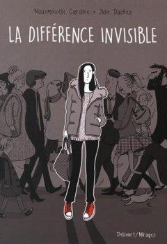 Livres Couvertures de Différence invisible