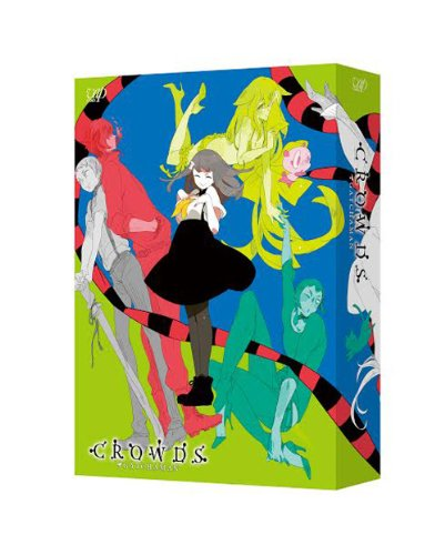 GATCHAMAN CROWDS   Blu-ray BOX