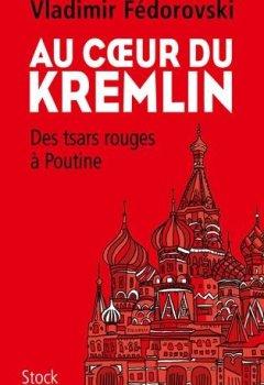 Livres Couvertures de Au coeur du Kremlin