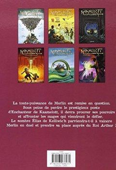 Livres Couvertures de Kaamelott, tome 6 : Le duel des mages