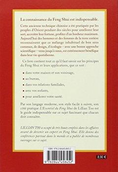 Livres Couvertures de L'essentiel du feng shui : Relations, santé, prospérité