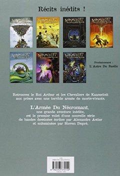 Livres Couvertures de Kaamelott, Tome 1 : L'Armée du Nécromant