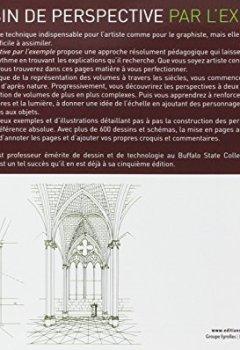 Livres Couvertures de Le dessin de perspective par l'exemple: Pour les artistes, les architectes, les designers et les graphistes